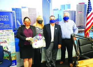 Clubs, individuals making mask donations for essential workers