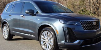 Sharp looking 2020 Cadillac XT6 is a cut above the rest