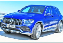 AMG GLC 43 is a 'good looker' with precise handling