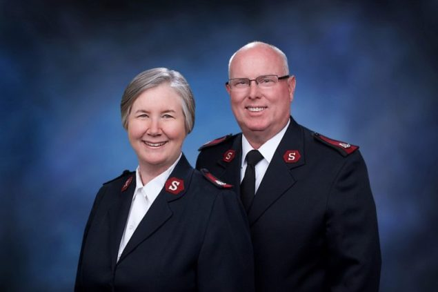 The Salvation Army welcomes new leaders in Miami-Dade