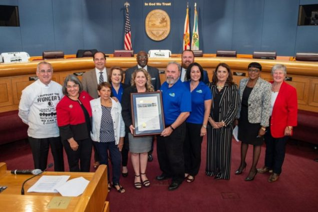 Cutler Bay receives award for age-friendly planning
