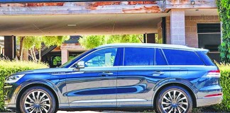 Aviator Reserve takes off with a modern Lincoln swagger
