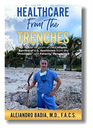 Local doctor's new book says U.S. healthcare is nightmare