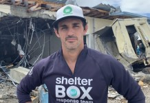 Gables Rotarians meet challenge raising $3,3000 for Shelter Box USA