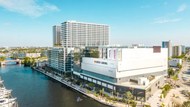 River Landing Shops & Residences launches leasing of its office tower