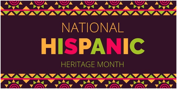 Mes de la Herencia Hispana Celebrating Hispanic Heritage Month
