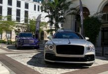 Bentley Miami unveils new models at historic Coral Gables Museum