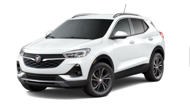 Alexa, Get me behind the wheel of a Buick Encore Essence