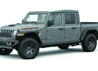 My new dream car: 2020 Jeep Gladiator Mojave