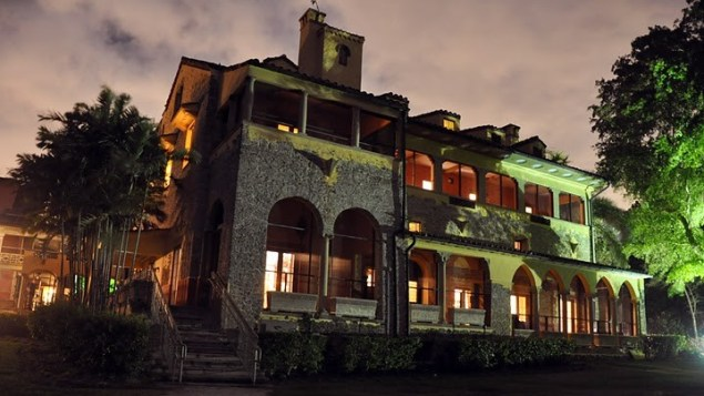 Find holiday spirits on Historic Ghost Tours at Deering Estate