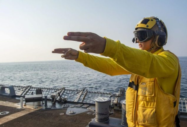 Miami Sailor assigned to U.S. Navy destroyer