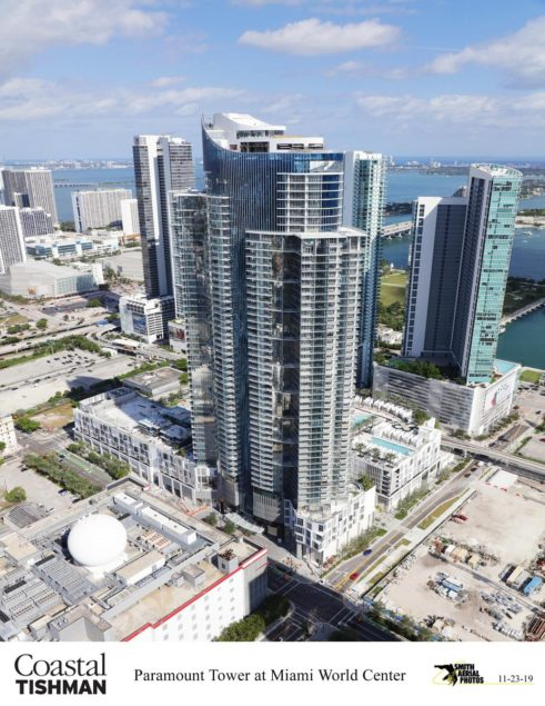 Paramount at Miami Worldcenter penthouse sells for $3.9 million
