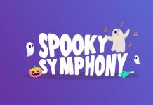 This year's Spooky Symphony materializes virtually and free
