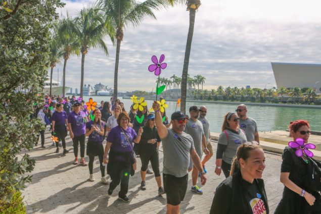 Walk to End Alzheimer's set for Nov. 14 with changes