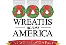 Wreaths Across America expands partnership with AT&T Veterans