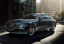 Genesis G80 has a package of features that won my heart