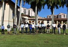 Deering Bay Yacht & Country Club breaks ground on $7.1M in improvement project
