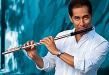 Jazz Holiday at the Monastery featuring Nestor Torres