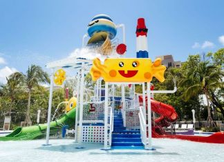 A Fun-Filled Waterpark for the Whole Family