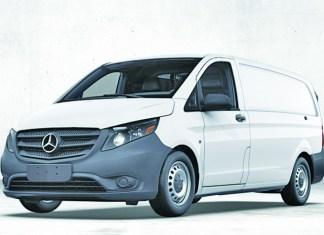 Using Mercedes-Benz's Metris Cargo Van could have tax benefits