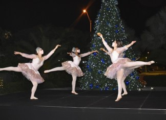 Village marks holidays as events go virtual