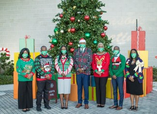 Happy Holidays from the Miami Gardens City Council