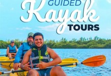 Monthly kayak tours begin in Cutler Bay
