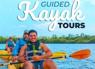 Monthly kayak tours begin in Cutler Bay