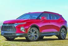 2021 Chevy Blazer's JD Power rating tells you its great