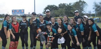 Coral Reef HS girls' softball team has eyes on the prize