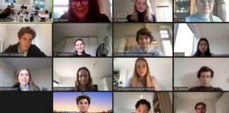 PTS class takes part in global learning initiative with students from Denmark