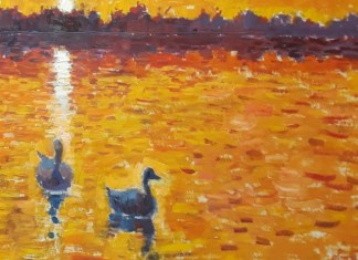 Try Painting with a Twist fundraiser set for Apr. 15