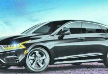 The Kia K5 EX is brining sexy back for sedans