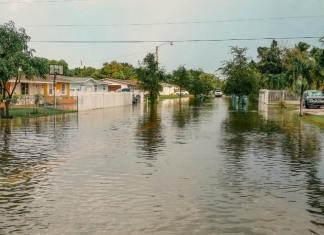 Work to reduce flooding in Cutler Bay is underway