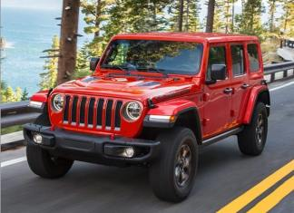 Jeep Wrangler Unlimited Rubicon 392 sets the bar for performance