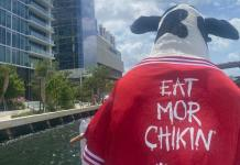 Chick-fil-A opens new location at River Landing Shops & Residences