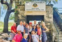 GFWC FL Dist. 11 supports rescue; Rotarians install officers