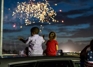 Thousands celebrated July 4 with the City of Homestead