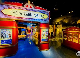Follow the yellow brick road to MCM's The Wizard of Oz
