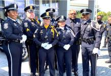"""Toyota of North Miami VIP Sales Anthony Damato and Community-Police Relations Foundation donate 2021 Custom Toyota 4Runner to Miami-Dade Chiefs of Police """"Officer of the Year"""""""