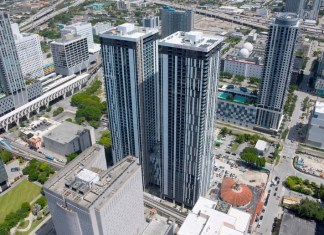 Melo Group announces the completion of Downtown 5th apartment towers