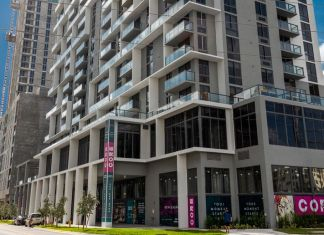 CORE apartment tower opens at Link at Douglas mixed-use development