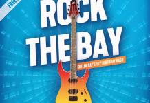 Bash will 'Rock the Bay'
