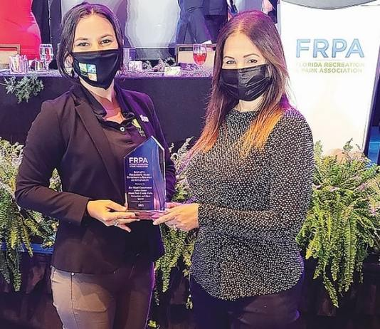 Zoo Miami's Conservation Action Center named FRPA award winner