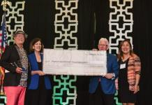 Donation helps establish new tourism-related scholarship