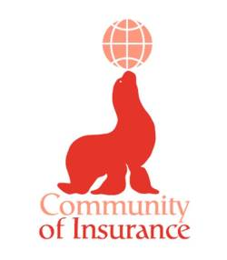 Logotipo Community Of Insurance