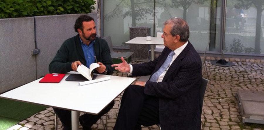 """Nacho Villoch comparte las claves de la innovación y el talento empresarial en su libro """"La Aventura de Diana""""."""