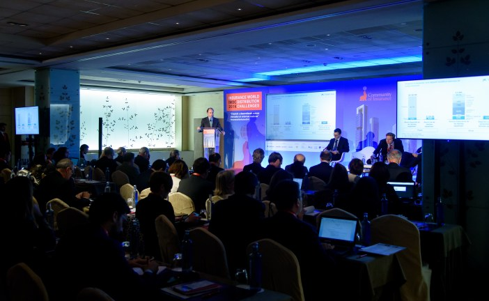 Éxito del Insurance World Distribution Challenges 16