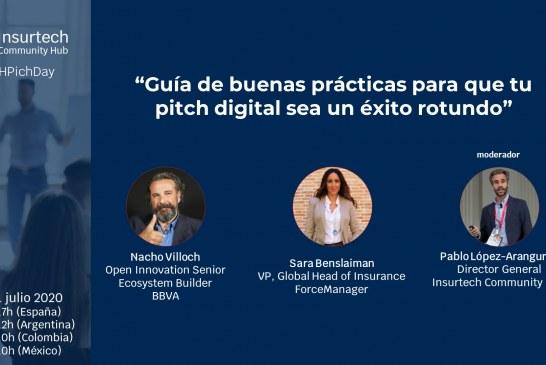 """#ICHPitchDay: """"Guía de buenas prácticas para que tu pitch sea un éxito rotundo"""""""