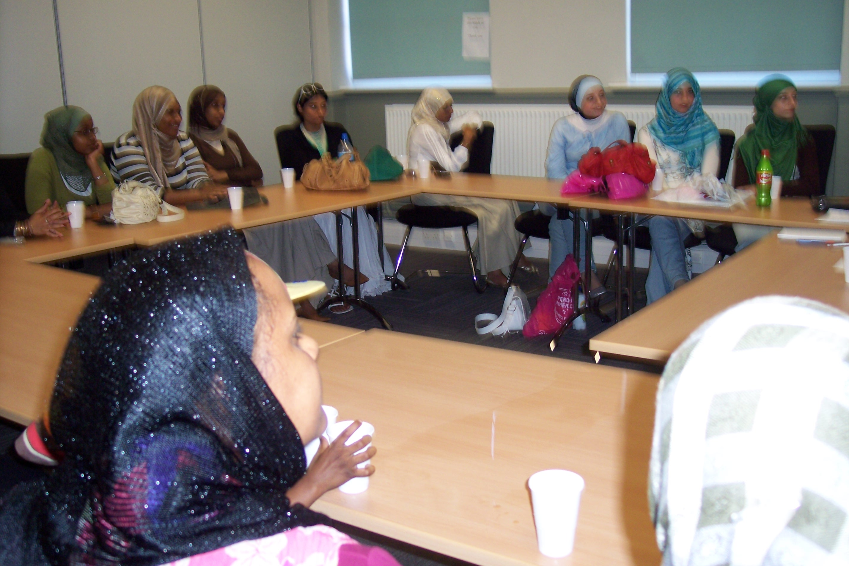 Youth Voice - first meeting